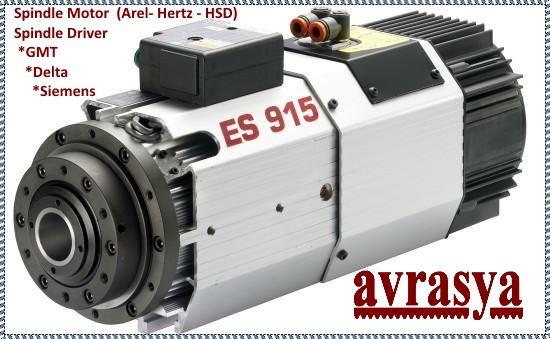 Spindle motor atc HSD bt30 bt40 er32 er40